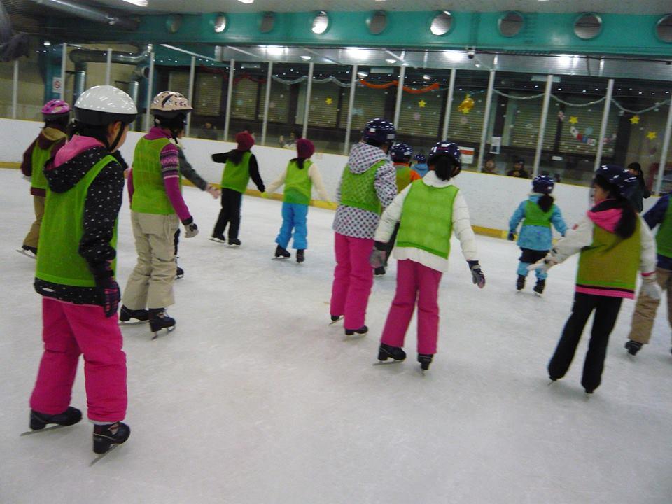 スケート体験会